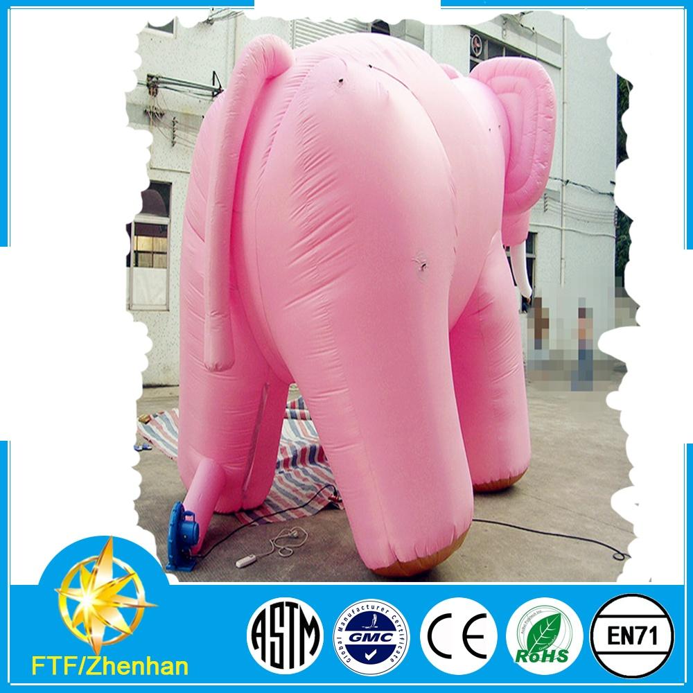 大象的素描结构图